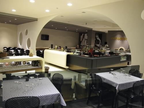 Arredo per ristorante in stile moderno arredi su misura for Ristorante arredamento